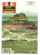 Militaria Magazine 39-45 Guerres Contemporaines Indochine 1945-1954 2 HAIPHONG-HANOI Hors Série N°5 Mai-Juin 1988 - Bücher