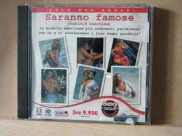 MONDOSORPRESA, (PC- PROGRAMMA) SARANNO FAMOSE - COLLEZIONE DI IMMAGINI SEXY - Giochi PC
