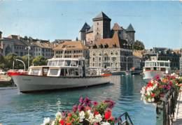 ANNECY La Savoie Sur Le Thiou Et Le Chateau 9(scan Recto-verso) MA1243 - Annecy
