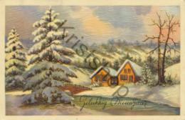 Gelukkig Nieuwjaar - Happy Newyear - Bonne Année  [AA8 475 - Nouvel An