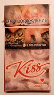 Empty Cigarettes Pack Russia #r77 - Etuis à Cigarettes Vides
