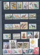MONACO - BELLE COLLECTION DE 304 TIMBRES NEUFS** SANS CHARNIERE - FORTE COTE ET FORTE FACIALE - VOIR SCANNS - Collections, Lots & Series