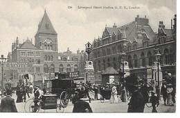 LONDON - LIVERPOOL STREET STATION  - GREAT EASTERN RAILWAY - B191 - Northamptonshire