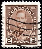 CANADA - Scott #212 Duke Of York (*) / Used - 1911-1935 Règne De George V
