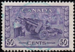 CANADA - Scott #261 Munitions Factory / Used - Used Stamps