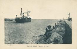 11)  LA NOUVELLE  -  Entrée Du Port - Port La Nouvelle