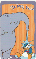 ARGENTINA(chip) - Disney/Donald Duck, Telefonica Telecard(F 130), 11/98, Used - Argentina