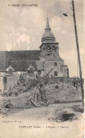 02 - AISNE / 023017 - Pernant - L'église - Other Municipalities