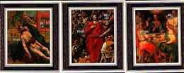 72322) NIUE - NATALE - Easter & Pasqua 1981 - BF-45-46-47 - MNH** - Niue