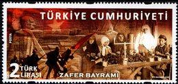 Turkey - 2018 - Victory Day - Mint Stamp - 1921-... Republiek
