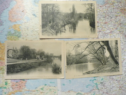 Le Tour De Marne : Vue Du Pont De Champigny Rive Gauche/Vue Prise Du Pont, Berge De La Rive Droite/ Berge De Rive Gauche - Champigny Sur Marne