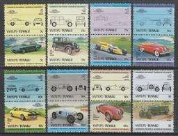 SERIE NEUVE DE TUVALU-VAITUPU - AUTOMOBILES - Voitures
