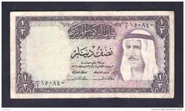 Kuwait 1/2 Dinar 1968 - Kuwait