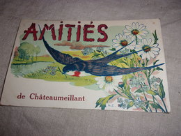 18 AMITIES DE CHATEAUMEILLANT  VOYAGEE 1923 HIRONDELLE - Châteaumeillant