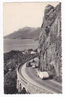 1953 Environs De Cannes N°315 Corniche D'Or L'Estérel VOIR ZOOM Belle Traction Citroën Grise Avec Caravane Ancienne 2CV - Cannes