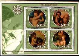 72342) NIUE - MATALE-NASCITA Principe William-BF-58 - MNH** - Niue