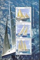 2013 Griechenland Gréce Mi. Bl 65-66**MNH Tourismus: Segeln. - Hojas Bloque