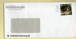 BRD - Umschlag -  Citykurier - Marke: Feengrotten Saalfeld - BRD