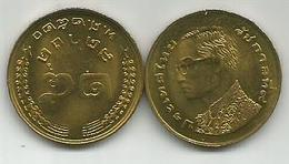 Thailand 25 Satang 1977. Y#109 - Thaïlande