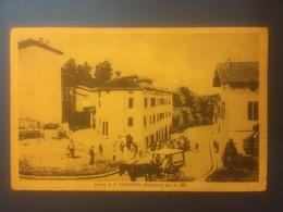 S. Venanzio Svolta Di .... Animata  Viaggiata 1944 - Modena