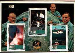 72346) NIUE -1979 10th Anniv Della Prima Luna Con Equipaggio Landing BF-22  - MNH** - Niue