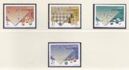 Macau Chess   4 Stamps MNH/**  (H42) - Non Classés