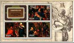 72348) NIUE - NATALE - CHRISTMAS NIUE 1978 Blocks Durer- BF-8 - MNH** - Niue