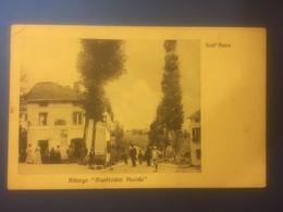 Sant'Annapelago Albergo Manfredini Placido Animatissima Viaggiata 1916 - Modena