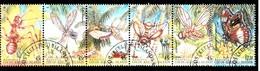 COCOS-ISLANDS 1995 Mi.nr.334-338 Insekten  OBLITÉRÉS / USED / GESTEMPELD - Cocos (Keeling) Islands