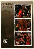 72352) NIUE - 1987 Natale DURER- BF-120 - MNH** - Niue