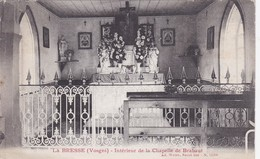 [88] Vosges > La Bresse Interieur De La Chapelle De Brahaut Photo Weick - France
