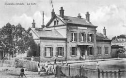 Flémalle-Grande - La Gare (animée, Edit. Montulet-Bernimolin) - Flémalle