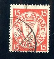 W-7136  Danzig 1925 Mi. #214x (o) Offers Welcome. - Danzig