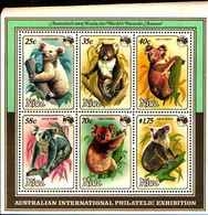 72356) NIUE -1984 Animals Koala Bear Ausipex-BF-74. - MNH** - Niue
