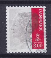 Denmark 2011 Mi. 1630 II   8.00 Kr Queen Margrethe II Selbstklebende Papier (Mit Druckvermerk POSTNORD) - Dänemark