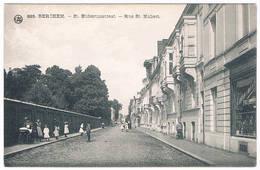 Berchem - St. Hubertusstraat  (Geanimeerd) - Belgium