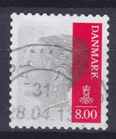 Denmark 2011 Mi. 1630 I    8.00 Kr Queen Margrethe II Selbstklebende Papier - Dänemark