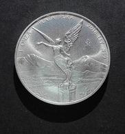 Mexico Libertad 1 Oz 2018 Silver 99,9% - 1 Oncia Argento Puro Bullion Messico - Messico