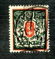 W-7158  Danzig 1922 Mi. #128yf No Network (o)- Offers Welcome. - Danzig