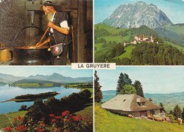 LA GRUYERE MULTIVUES (dil144) - Suisse