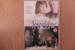 DVD Sparkling Cyanide - Meurtre Au Champagne D'Agatha Christie - En Anglais Seulement - English - Tres Bon Etat - Crime