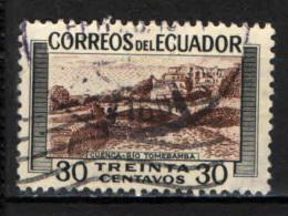 ECUADOR - 1953 - CUENCA - USATO - Ecuador