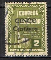 ECUADOR - 1945 - ESPOSIZIONE DI NEW YORK CON SOVRASTAMPA - OVERPRINTED - USATO - Ecuador
