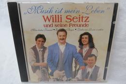 """CD """"Willi Seitz Und Seine Freunde"""" Musik Ist  Mein Leben - Musica & Strumenti"""