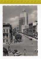 1958 PALERMO Via Pignatelli Aragona FG V See 2 Scans Animata Animata, Auto D'epoca, Birra Messina - Palermo