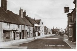 TITCHFIELD - THE SQUARE -  B204 - England