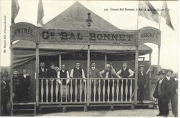 41 - Saint Aignan - Grand Bal Forain Bonnet - écrite Par M. Charles Bonnet Lui-même - Musiciens, 1908 Fête Foraine - Saint Aignan