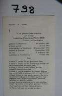 Priester Oud Gevangene / Dox / Meerhout / Ganshoren / Zoersel / Turnhout - Religion & Esotérisme