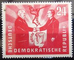 ALLEMAGNE Rép.démocratique               N° 36                    NEUF** - [6] République Démocratique