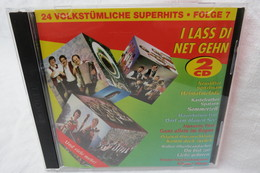 "2 CDs ""I Lass Di Net Gehn"" 24 Volkstümliche Superhits - Música & Instrumentos"